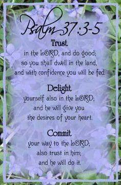 Psalms:3-5