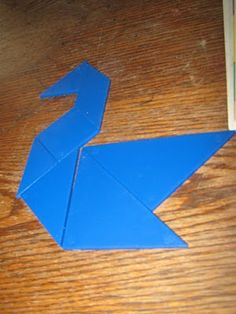 Three Pigs, One Wolf and the Seven Magic Shapes by Grace Maccarone is a wonderful introduction for younger students to tangrams . Inquiry Based Learning, The Seven, Magic, Shapes, Play