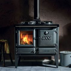 The Ironheart Multi-Fuel Stove is a great range cooker – Wood Fired Cook Stoves North America