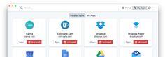 Web Catalog: Sitios webs convertidos en aplicaciones