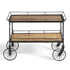 Trolley Cart Table