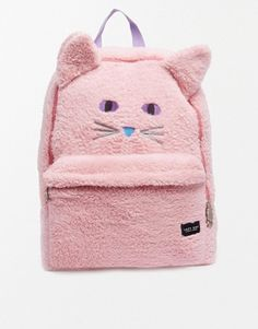 Order Lazy Oaf Kitty Backpack online today at ASOS for fast delivery, multiple payment options and hassle-free returns (Ts&Cs apply). Get the latest trends with ASOS. Kitty Backpack, Pink Punch, Cat Bag, Lazy Oaf, School Bags For Girls, Cool Backpacks, College Backpacks, Cute Outfits For Kids, Kids Wear