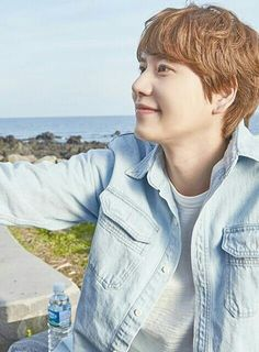Kyuhyun Super Junior ♥♥ he is literally the cutest thing