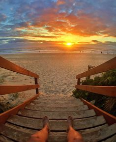 Awesome sunrise Instameet this morning here in Surfers Paradise with @thejoshshaw, huge thanks to @katiemuz and @igersgoldcoast for...