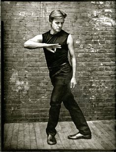 Michail Baryshnikov!!! Man of my dream!!!