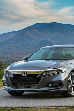 We climbed our own mountain when we designed our best Accord yet, the stylish 2018 Honda Accord. What's your mountain?