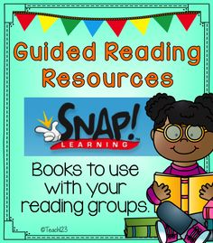 Guided Reading Galore:  Have you checked out Snap Learning?  It is a site full of resources for your reading group.  Plus, this post has a free printable.  #GuidedReading #ad #Reading