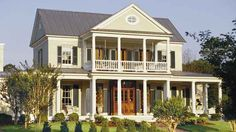 Newberry Park - Allison Ramsey Architects, Inc.  | Southern Living House Plans