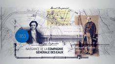 VEOLIA, 160 ans d'histoire industrielle • High-end motion design on Vimeo