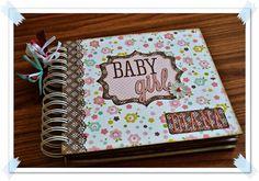 Máis que scrap: ...BabyGirl MiniAlbum...