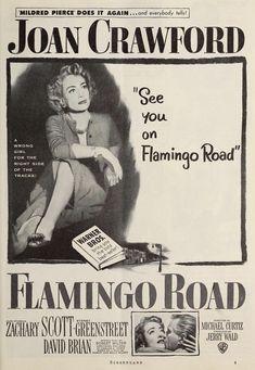 Joan Crawford in Flamingo Road (1949)