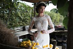 The Most Expected Wedding Dresses Collection In the World   Berta 2015 Part 2