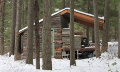 {pineplace}: Cabin in the Woods