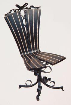 Leonor Fini, Corset Chair (1939)
