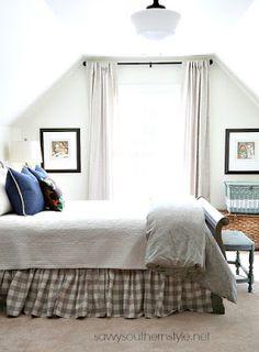 Bonus Room Reveal.....guest room side