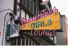 """""""Show-n-Tell""""  Lounge with GIRLS Louisville ~ KY ~"""