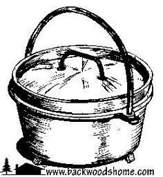 """Seven secrets of Dutch oven cooking By Roger L. Beattie """"Sadly, today's high-tech hustle-and-bustle lifestyle has all but forgotten the art of """"leather-glove cuisine."""" The coal-black cast iron ovens appear outdated, unfriendly, and forbidding. Interestingly however, with seven simple secrets revealed, the beginning camp cook and the consummate backyard chef can utilize these forgotten friends to produce a marvelous and unforgettable variety of succulent delicacies."""""""