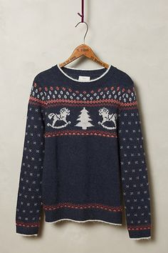15 Holiday Sweaters That Are Festive But Not WTF