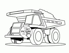 Ambulance Car Numbers Coloring Page For Kids Transportation Pages Printables Free