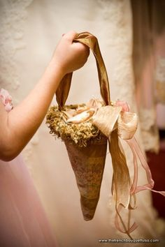 Ideas for Flower Girls and Ring Bearers.  #WeddingPlanning #WeddingIdeas #DIY #FlowerGirl #Wedding