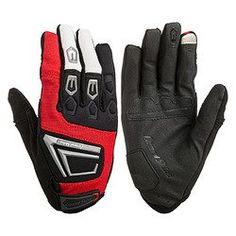 Lizard Skins Gloves Monitor 2.0 Medium Red. MONITOR 2.0 LONG FINGER.