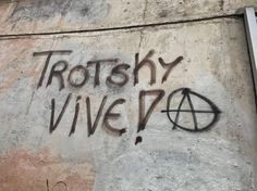 #TrotskyVive #LeonTrotsky #USP #FFLCH  via Instagram