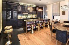 John Legend & Chrissy Teigen's Apartment Kitchen