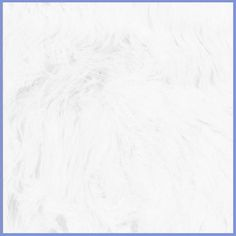 Faux Fur Luxury Shag White from @fabricdotcom  This super soft high quality faux fur fabric has a 35mm long lustrous pile. It's perfect for stuffed animals, faux fur jackets and vests, pillows and throws.