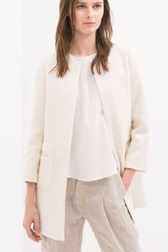 Zara 2014, abrigo
