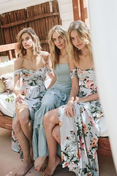 All the pretty flowers. Mixed and matched in Charlotte Dresses in Glass Souls and Channing in Vesper 📷 Red Bridesmaid Dresses, Wedding Dresses, Bridesmaids, Bridesmaid Gifts, Charlotte Dress, Wedding Venue Inspiration, Wedding Ideas, Plum Pretty Sugar, Plan Your Wedding