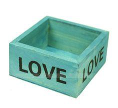 реальные 2014 секунд убить без 12l корзины продажи zakka деревянная коробка малый любовь 1pc синий/коричневый площадь хранения косметика коробки бесплатная доставка 220,85