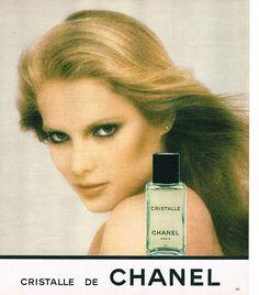 Publicite Advertising 035 1978 Chanel 2 EAU DE Toilette Parfum Cristalle   eBay