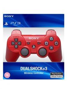 Pad PlayStation Dualshock 3 czerwony BOX