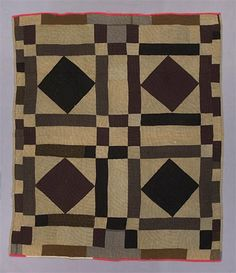 Diamond in the Square quilt - Department of Human Ecology - University of Alberta