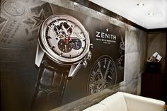 Come and visit our Zenith Lounge at our Fulham Road boutique! http://www.thewatchgallery.co.uk/the-guide/zenith-lounge-now-open/?stage=Live
