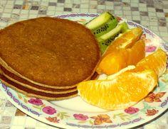 Banánovo-ryžové palacinky - zdravšia alternatíva k americkej klasike Pancakes, Breakfast, Food, Morning Coffee, Essen, Pancake, Meals, Yemek, Eten