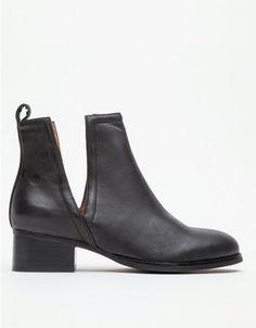 Jeffrey Campbell chelsea open boots Soulier, Placard, Bottes Noires, Bottes  De Chaussures, d6dea961cf03