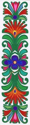 ~Wycinanki: bloemen knipkunst~