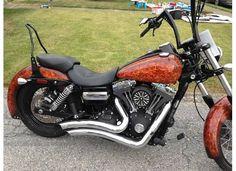 Harley Davidson Street 500 For Sale Nh >> Dyna wide glide custom | Harley Davidson Dyna Street Bob | Pinterest | Dyna wide glide