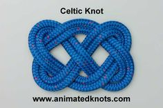 Celtic knot animated instructions