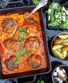 Yummy Chicken Recipes, Meat Recipes, Dinner Recipes, Cooking Recipes, Healthy Recipes, Lchf, Keto, Food Crush, Tasty Dishes