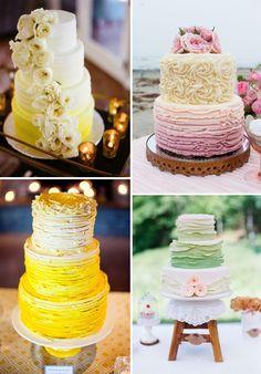 tendências 2014 bolos de casamento blog de casamento - melhores bolos de casamento selecionados