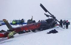 26 November 2015 - Turuhan Avia Mil Mi-8T (RA-25361) carrying 22 passengers and three crew members crashed 10 kilometers from the town of Igarka, Russia. Killing 12 of 25 on board. UNDER INVESTIGATION