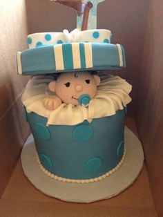 Baby boy shower can be changed pink for girl or gender neutral showers