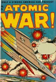 #atomicwar #war #nuclearwar #nuclear #airplane #plane #bombs #boom #comicbooks #comics #vintage #classic #old #warplanes #ace #strong #america #unitedstatesofamerica #american #strong #usa #epic #jets #airforce #military #dime #ten #cents #pr #cloud #apocalypse #bestart #missile