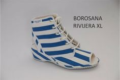 These are original Yugoslavian  shoes, made in socialism as part of the uniform for waitress, cleaning lady and nurse... They had a makeover and a lot of big brands copied them. I love them, they look great and they are healthy for your feet! #borosane# #borovo# #sailorstrips#