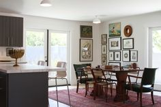 We're Playing Favorites: The Top 30 Dining Rooms of 2013 | California Home + Design
