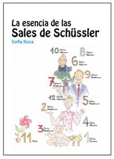 10 Ideas De Libros Sales De Schüssler En Castellano Salud Natural Libros