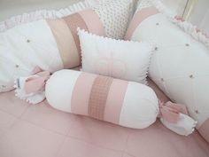 Kit Berço para decorar quarto de bebê55