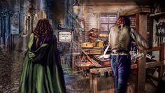 Outlander – Spoiler Season 3, Voyager – The Printshop Scene – Outlander.Online